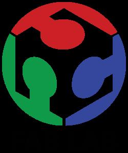 FabLab, logo.