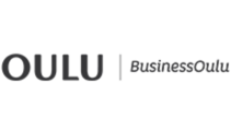 BusinessOulu, logo.