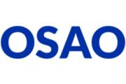 OSAO, logo.