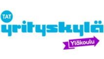 Yrityskylä Yläkoulu, logo.
